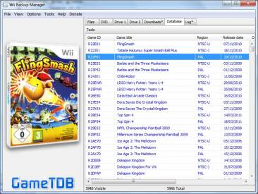 Wii Backup Manager Build 78