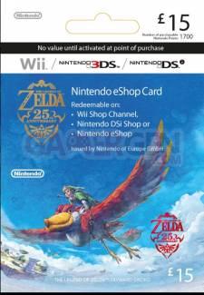 Carte Prépayé Zelda 2