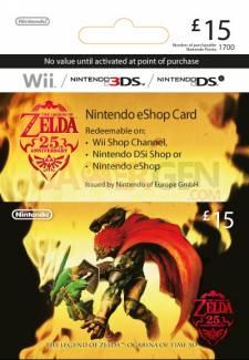 Carte Prépayé Zelda 1