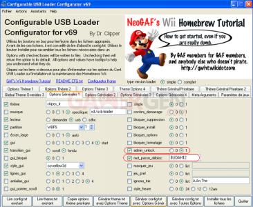 Wii TUT Games mit dem CFG-USB-Loader von ner