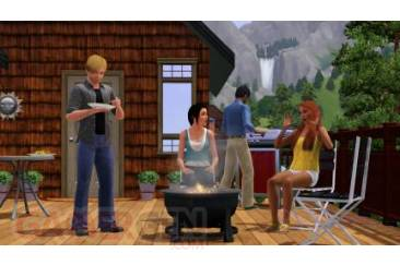 Sims 3 Xbox 360 Wii Nintendo DS PS3