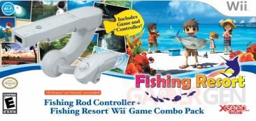 Fishing Resort Accessoire