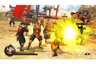 Sengoku Basara 3 Samurai Heroes Ieyasu Tokugawa PS3 Wii (6)