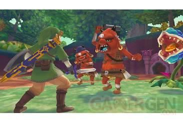 Legend of Zelda Skyward Sword E3 2010