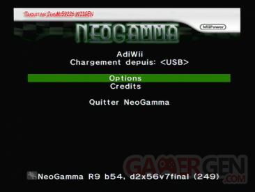 Neogamma FR R9 bêta 54
