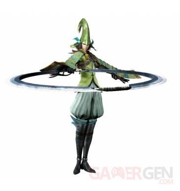 Sengoku Basara 3 Motonari Môri