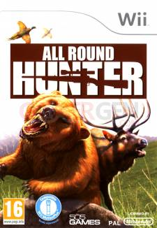 all round hunter wii jaquette