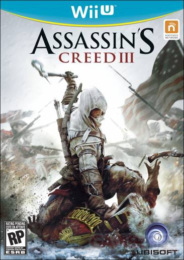 Assassin's Creed III jaquette