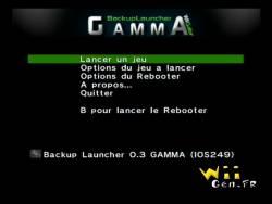wiigator backup launcher 0.3 gamma