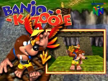 Banjokazooie N64
