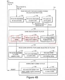 brevet nintendo disque dur 3