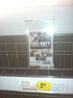 Call of Duty Black Ops II best buy Wii U