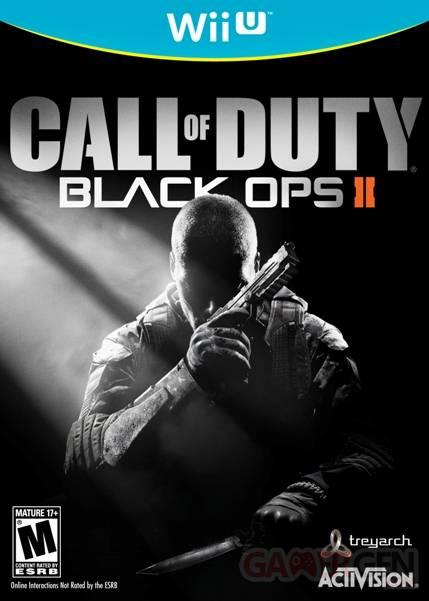 Call of Duty Wii U