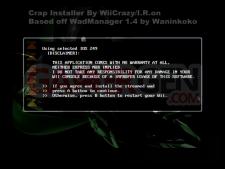 Crazy Installer 0.1 3