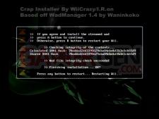 Crazy Installer 0.1 4