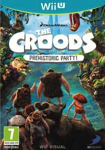 Les Croods : Fête Préhistorique jaquette croods