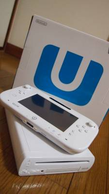 Deballage Basic Pack Wii U version blanche 09.12.2012 (1)
