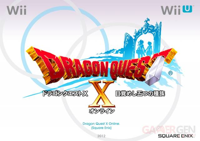 Dragon Quest X dragon-quest-X-online