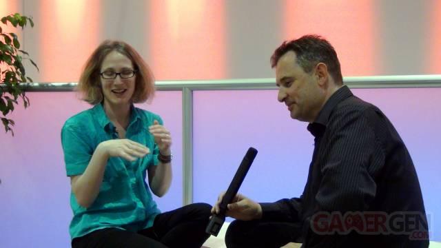 E3 2013 Interview Anne-Marie Beaufine-Ducrocq Directrice Marketing Nintendo France