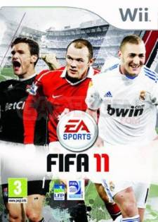 fifa 11 wii jaquette