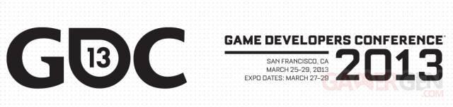 Game Developers Conference 13 Sans titre 2681