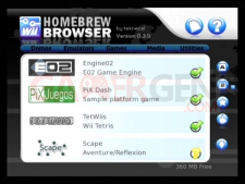 homebrew browser 0.3.9 3