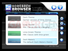 homebrew browser 0.3.9 6