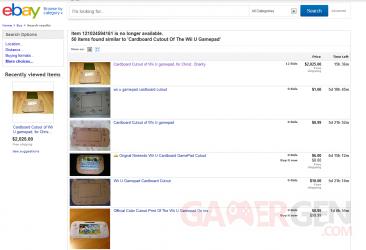 Insolite ebay gamepad carton wii u 27.11.2012.