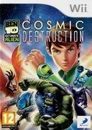 jaquette : Ben 10 Ultimate Alien : Cosmic Destruction
