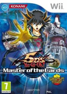 Jaquette-Boxart-Cover-Art-YU-GI-OH ! 5D'S Master of the Cards-19112010