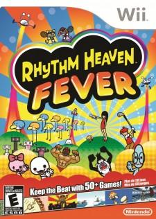 Jaquette Etats Unis Rhythm Heaven