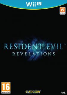 jaquette resident evil revelations