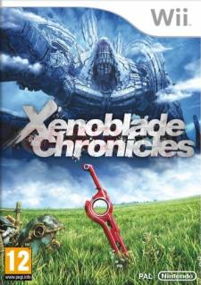 jaquette xénoblade chronicles