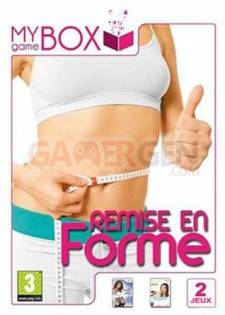 Jaquettes-Boxart-Full-cover-My Game Box, Remise En Forme Aprs Les Ftes-01122010