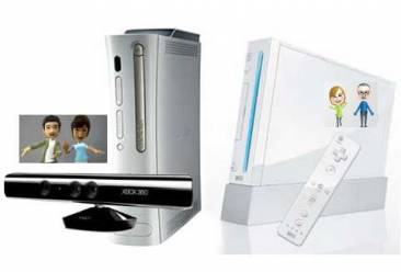 Kinect-Wii