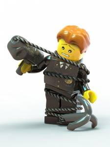 LEGO City Undercover 80802_FrankHoney_Tied_Up