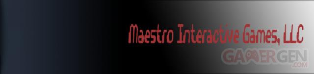 Maestro Interactive Games logo maestro