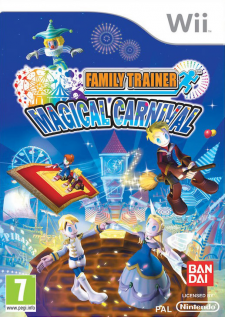 Magical Carnival jaquette