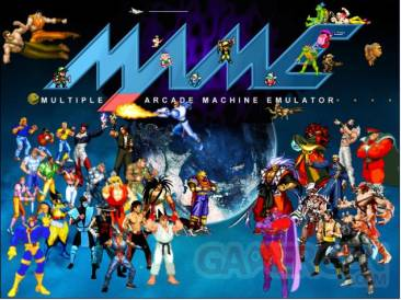 MAME Wii image