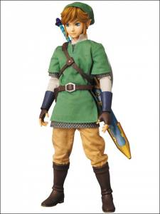 Medicom figurine the legend of zelda Skyward Sword 21.03.2013. (3)