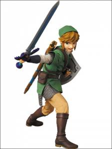 Medicom figurine the legend of zelda Skyward Sword 21.03.2013. (6)