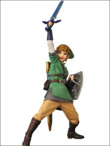 Medicom figurine the legend of zelda Skyward Sword 21.03.2013. (7)