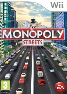 monopoly streents wii jaquette