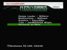 Neogamma R9 bêta 56 FR 2