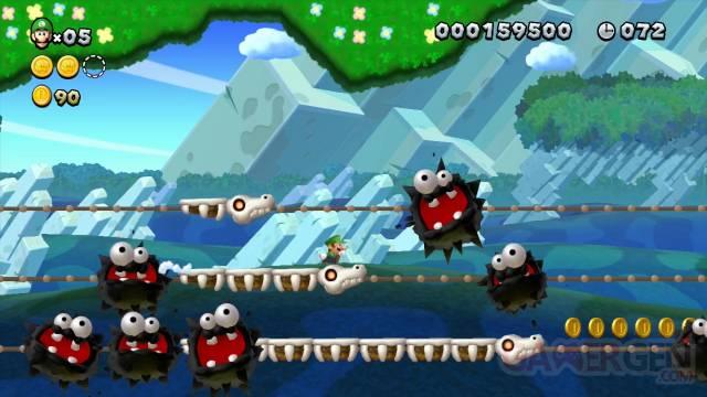 New Super Luigi U images screenshots 3
