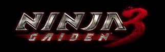 Ninja Gaiden 3 logo 01