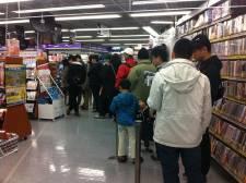 Nintendo Wii U Sortie Japon reportage 09.12.2012 (9)
