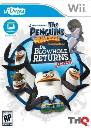 pingouins-madagascar-dr-blowhole-retour-nintendo-wii-udraw-jaquette-cover-boxart