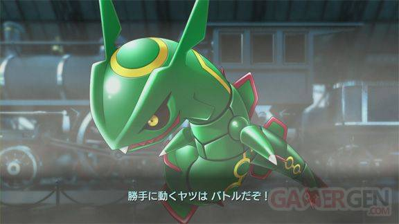 Pokémon Rumble U images screenshots 29
