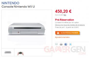 Wii u le prix de la console et des jeux gamergen com - Console wii prix carrefour ...